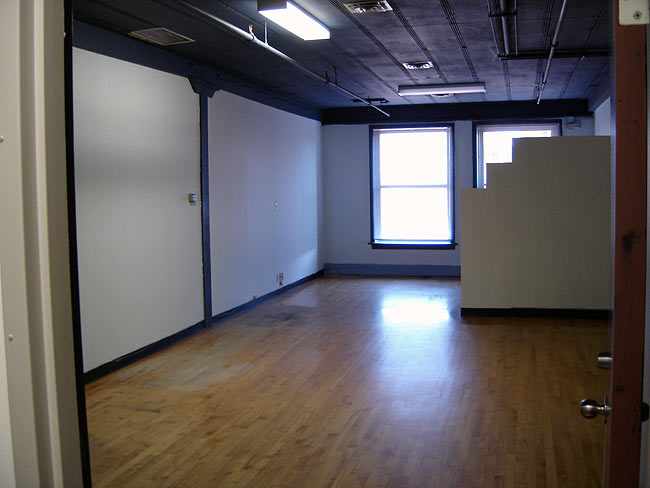 Smaller sized office opportunity